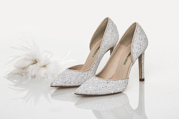 5 colores que puedes llevar en tus zapatos de novia 1